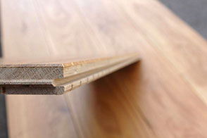 European Oak Flooring - Unfinished Character Grade