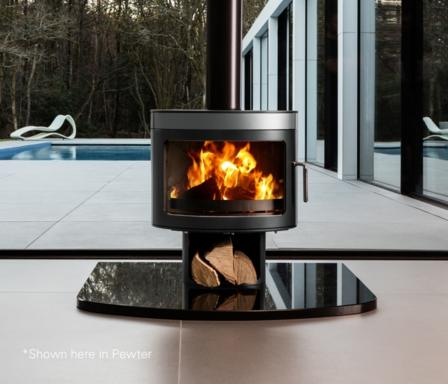 5kW Panoramic FX2 Wood Burning Stove