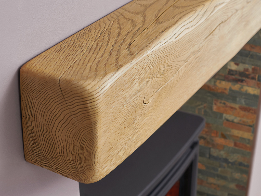 Geocast Classic Light Oak Beam 36