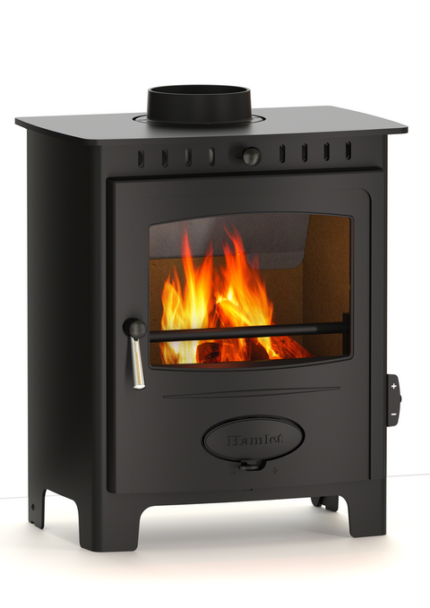 6.1KW Solution 7 Multi Fuel Stove