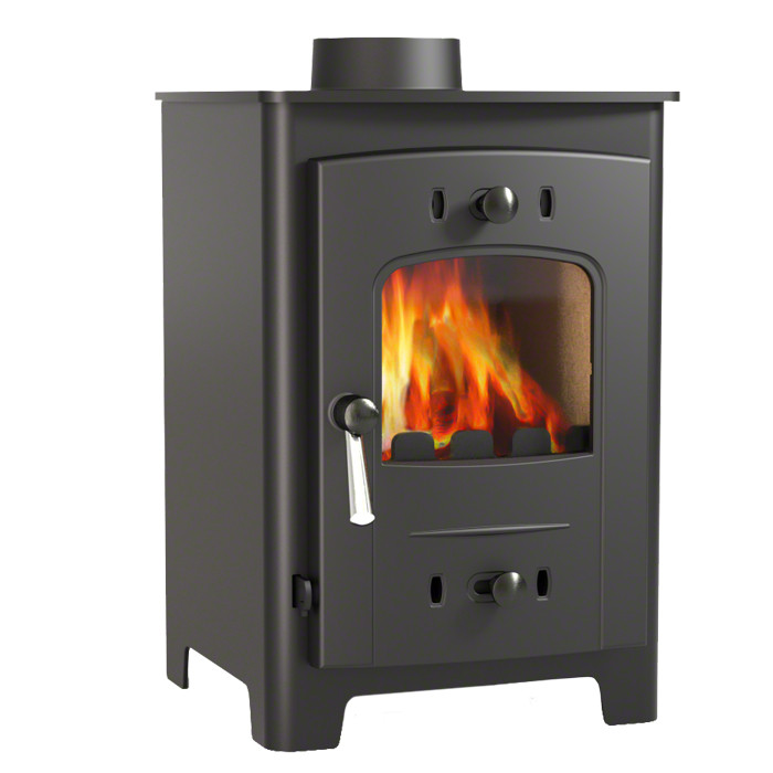 4.2KW Hardy 4 Multi Fuel Stove