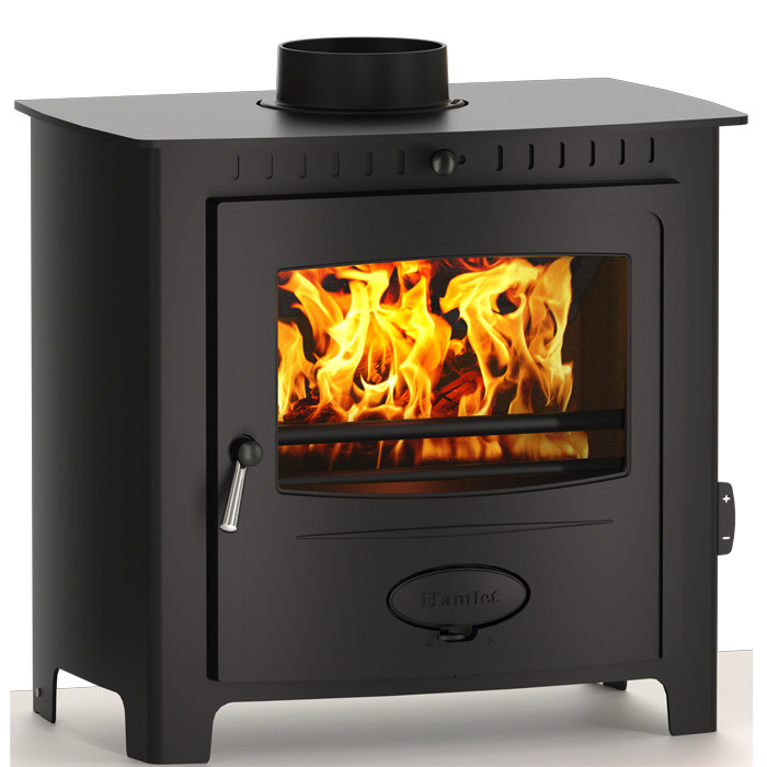 11KW Solution 11 Multi Fuel Stove