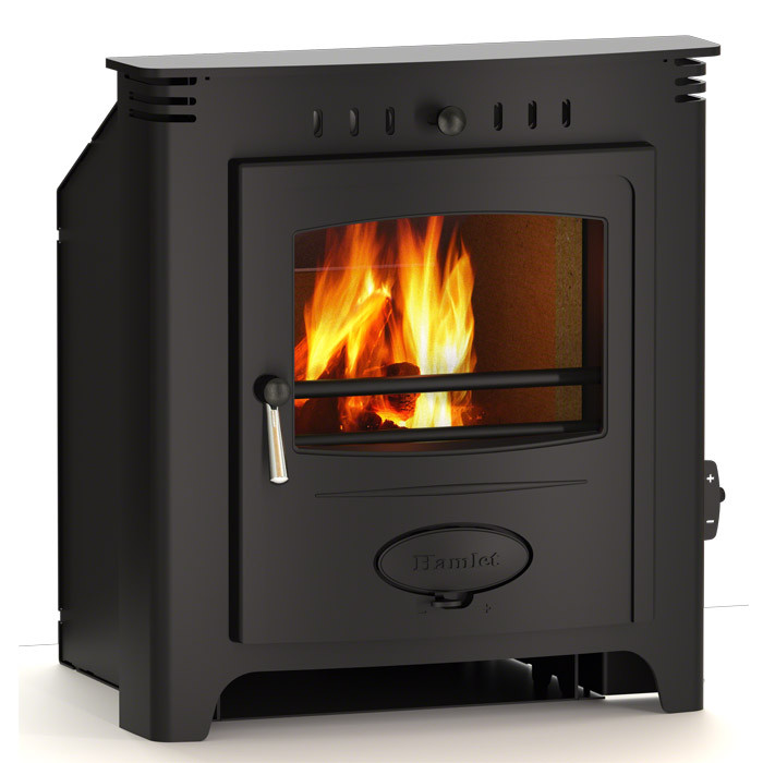 7.1KW Solution 7 Inset Multi Fuel Stove