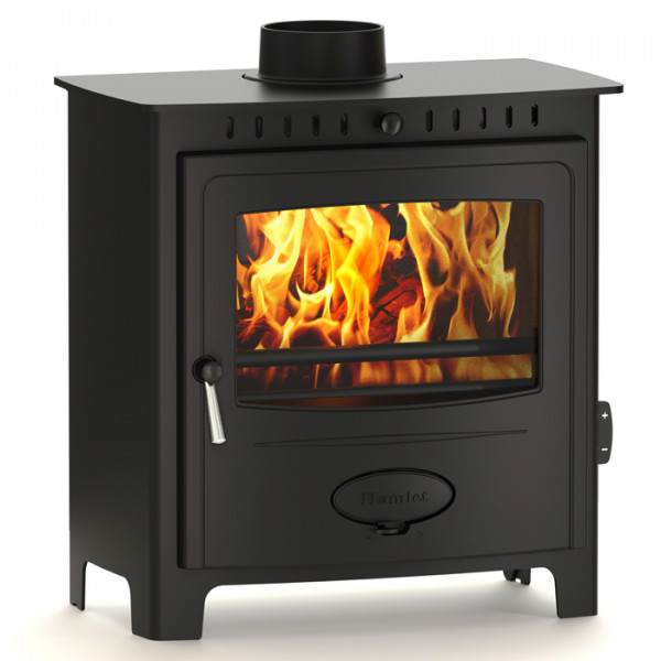 8.8KW Solution 9 Multi Fuel Stove