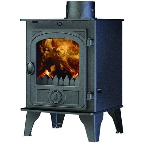 4.2KW Hawk 3D Woodburning Stove