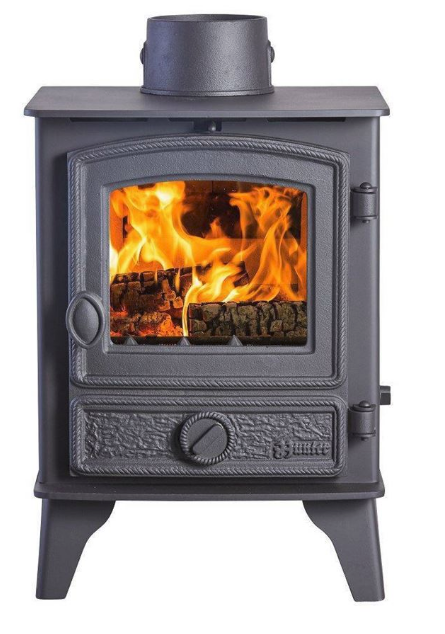 4.7KW Hawk 4 Woodburning Stove