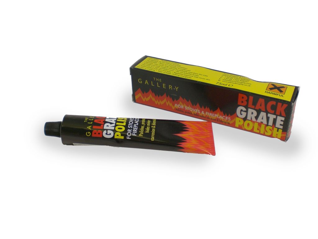 Black Grate Polish 75ml