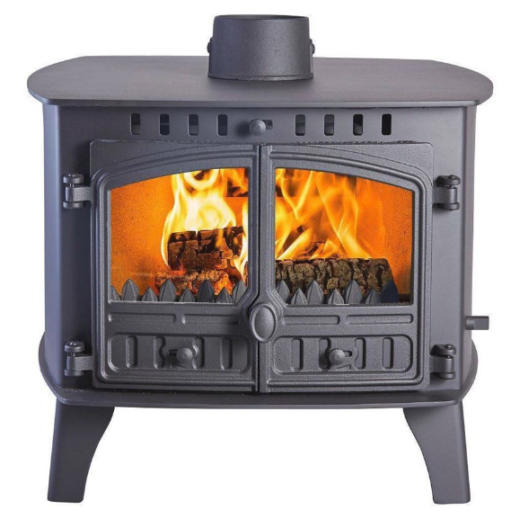 12.5 - 17.8KW Herald 14 Double Sided Woodburning Stove
