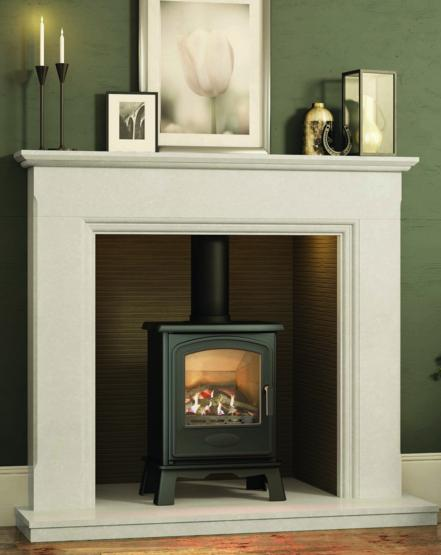 3.5kW Hereford Conventional Flue LPG Stove