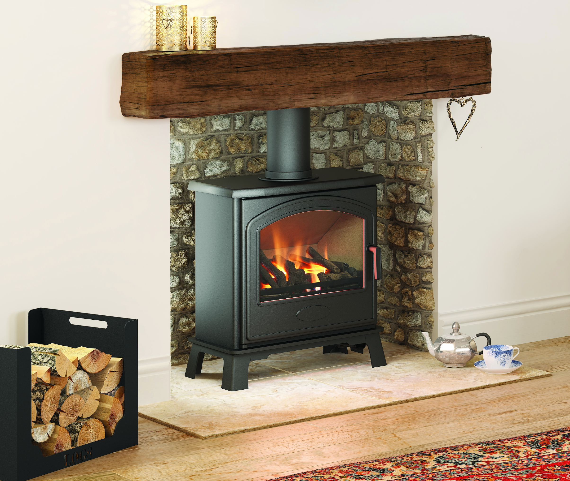4.7KW Hereford 7 Conventional Gas Stove