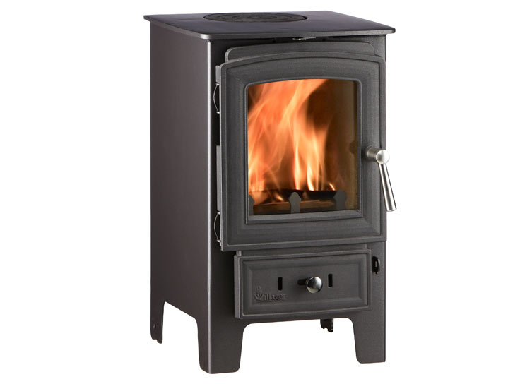 4.9KW Villager Heron Multi Fuel Stove