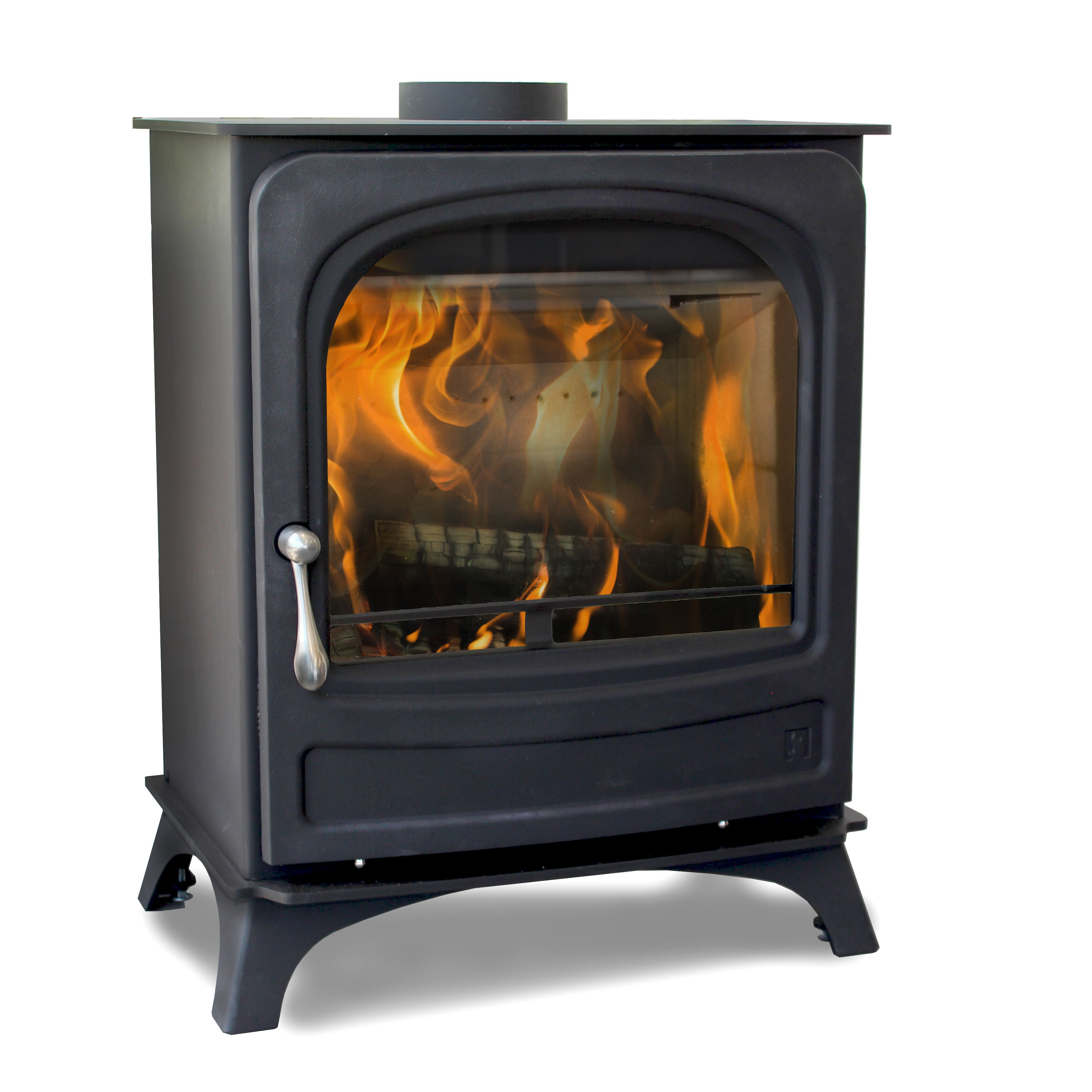 4.9kW Holborn 5 Widescreen SE Woodburning Stove