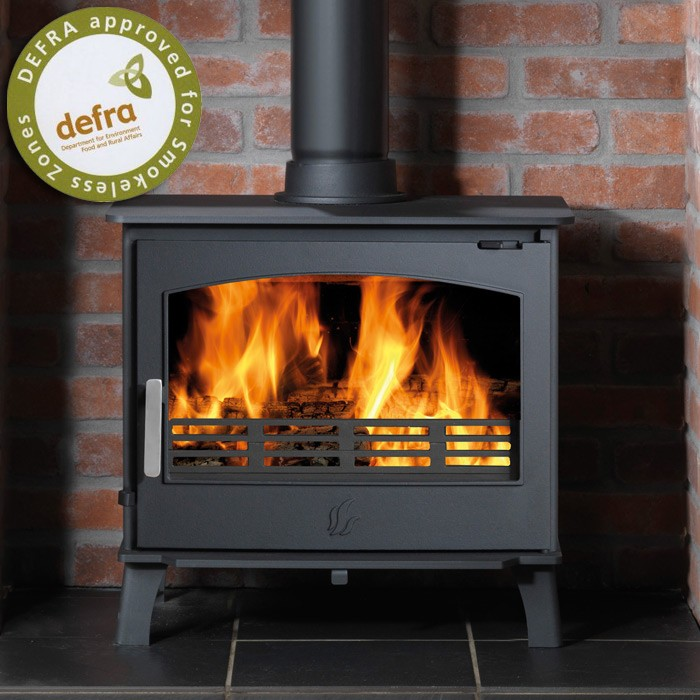 6kw Hopwood Multi Fuel Stove