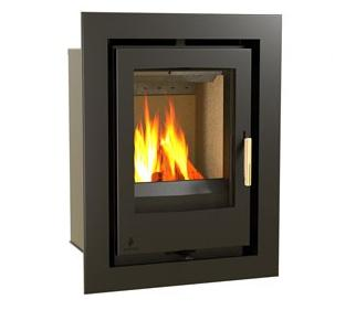 6.1KW i400 Inset Convector Flexi Fuel Stove - Ex Display
