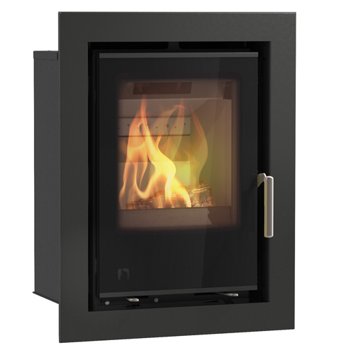 4.9KW i400 Inset Convector Multi Fuel Stove