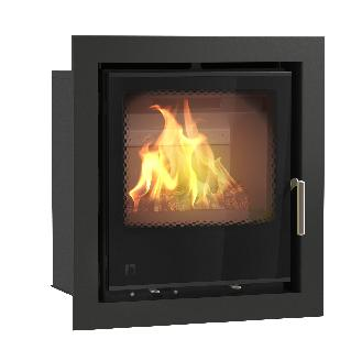 6.4KW i500 Inset Convector Multi Fuel Stove