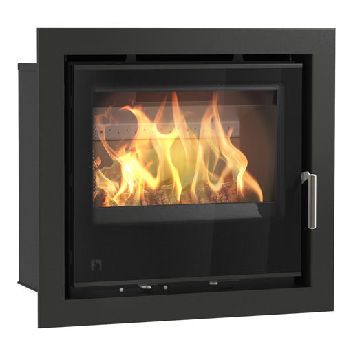 7.5KW i600 Inset Convector Multi Fuel Stove
