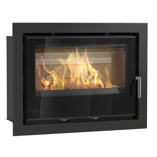 8.9KW i750 Inset Convector Multi Fuel Stove