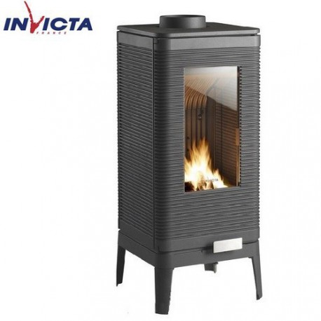 7kW Invicta Iwaki Woodburning Stove