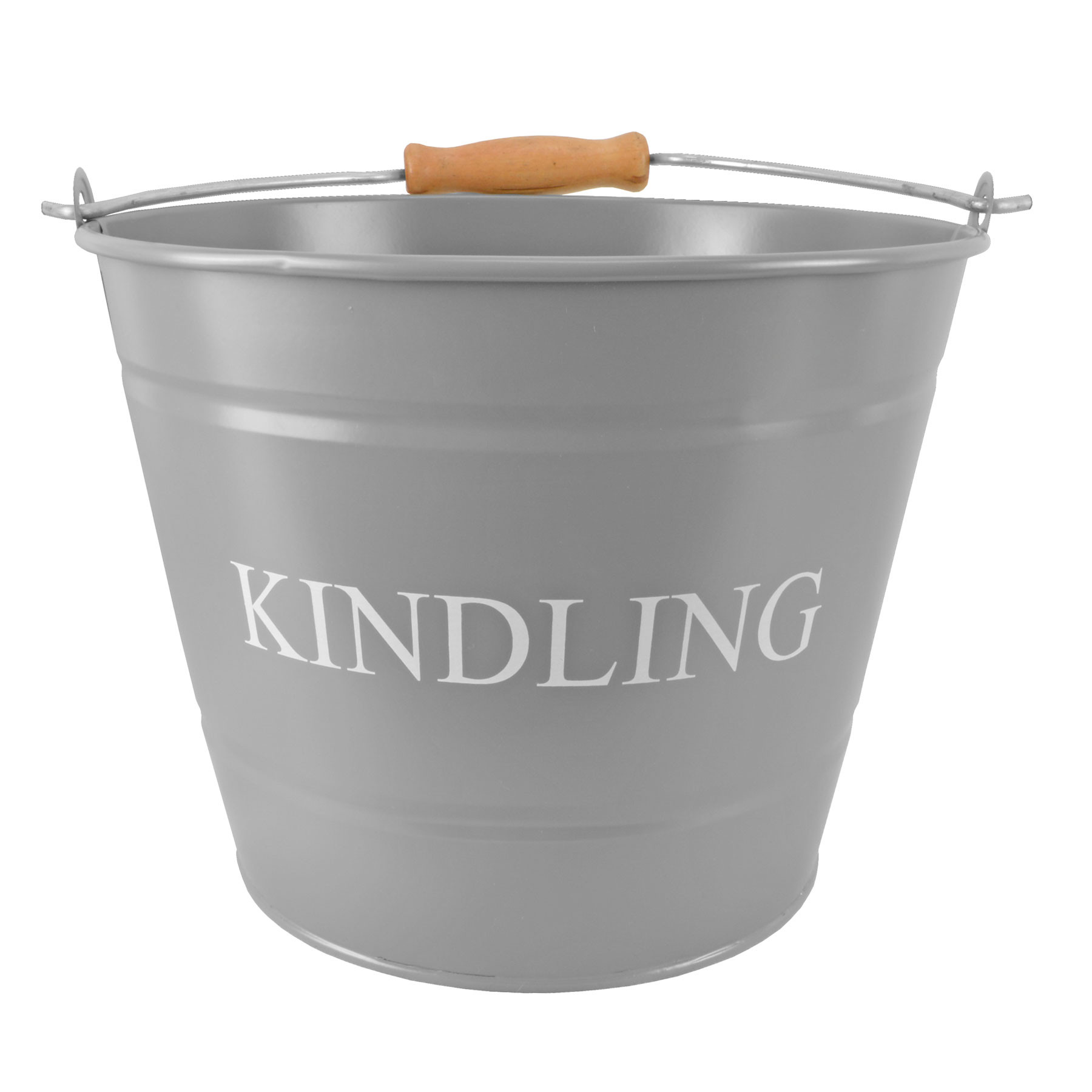 Small Kindling Bucket with handle