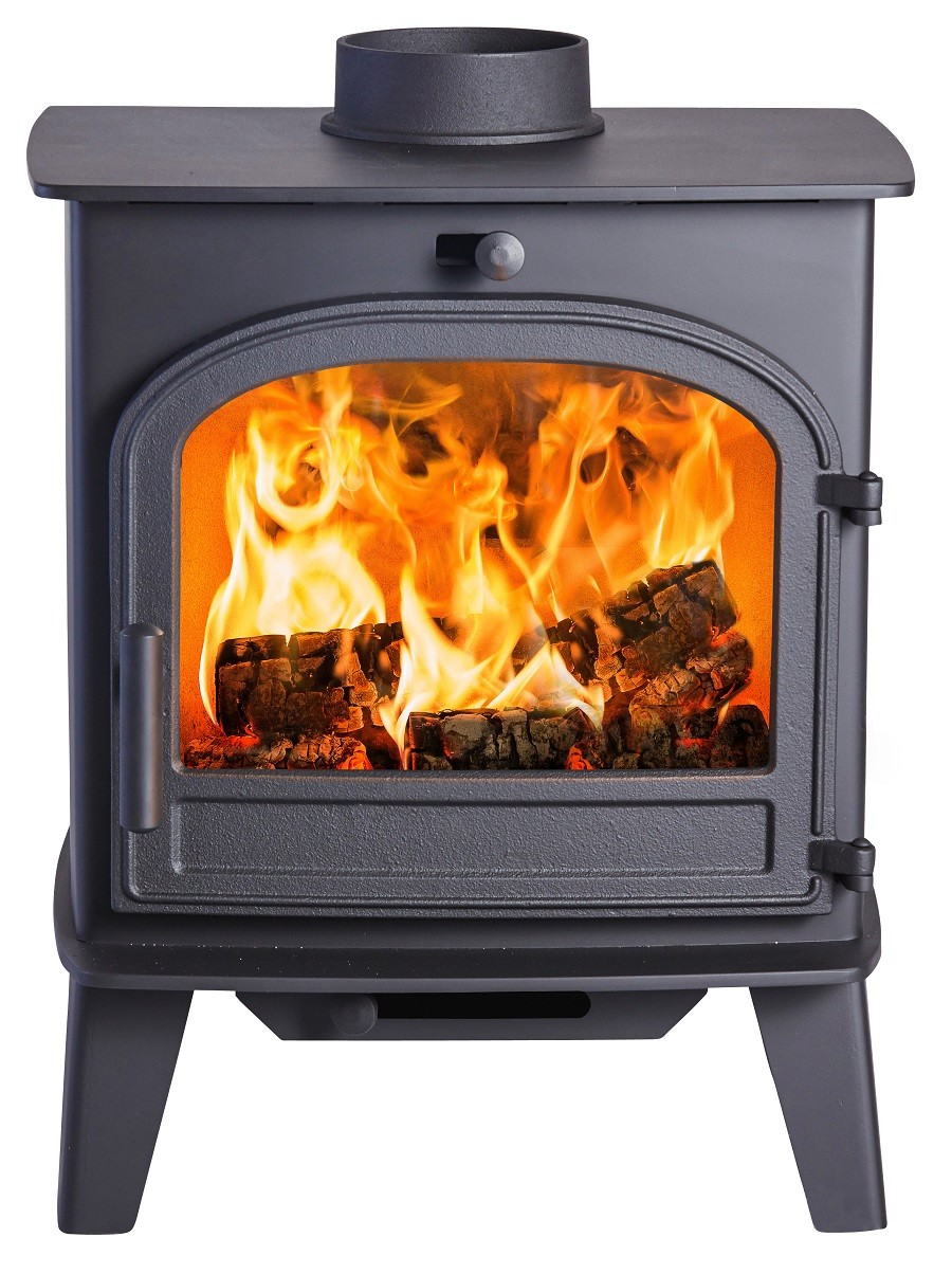 4.6KW Lovenholm Traditional Woodburning Stove