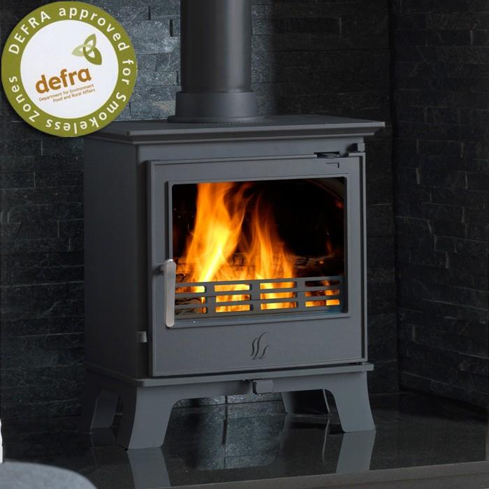 5kw Malvern II Classic SE Multi Fuel and Wood Burning Stove