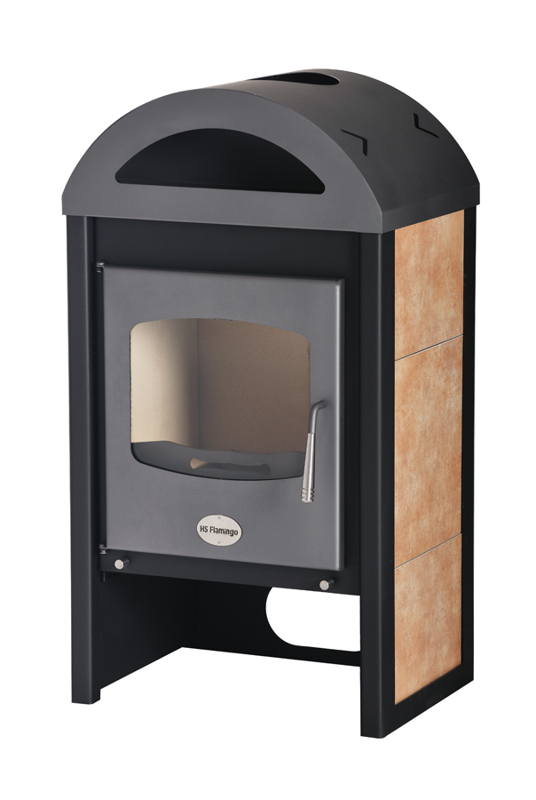 9KW Meland Woodburning Stove - EX DISPLAY MODEL