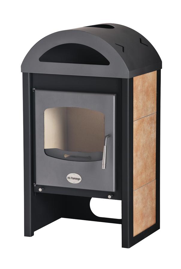 9KW Meland Woodburning Stove - EX DISPLAY MODEL
