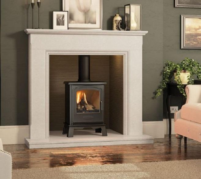 3.5kW Hereford 5 Conventional Flue LPG Stove