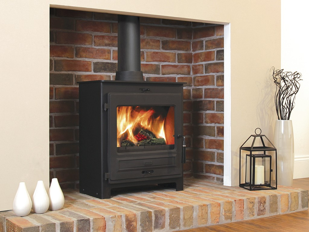 7KW Flavel No 2 SE Multi Fuel and Woodburning Stove