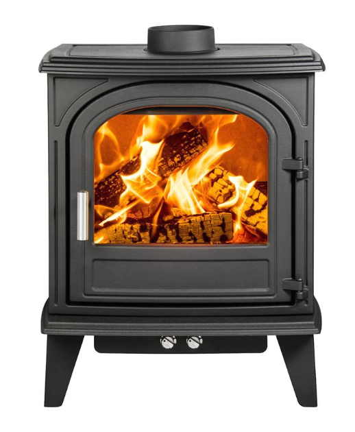 4.9kW Nordstrand 5 Multi Fuel Stove