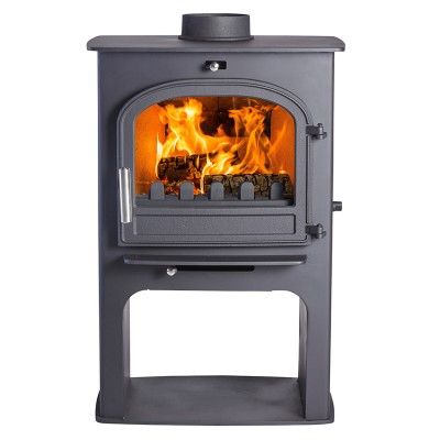 4.6KW Norreskoven European Multi Fuel Stove - EX DISPLAY MODEL