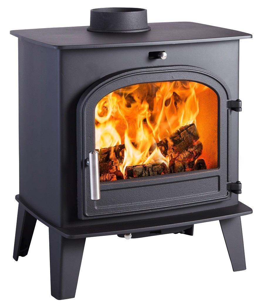 4.6KW Norreskoven Traditional Woodburning Stove