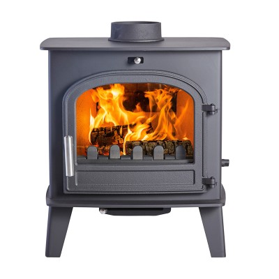 4.6KW Norreskoven Traditional Multi Fuel Stove