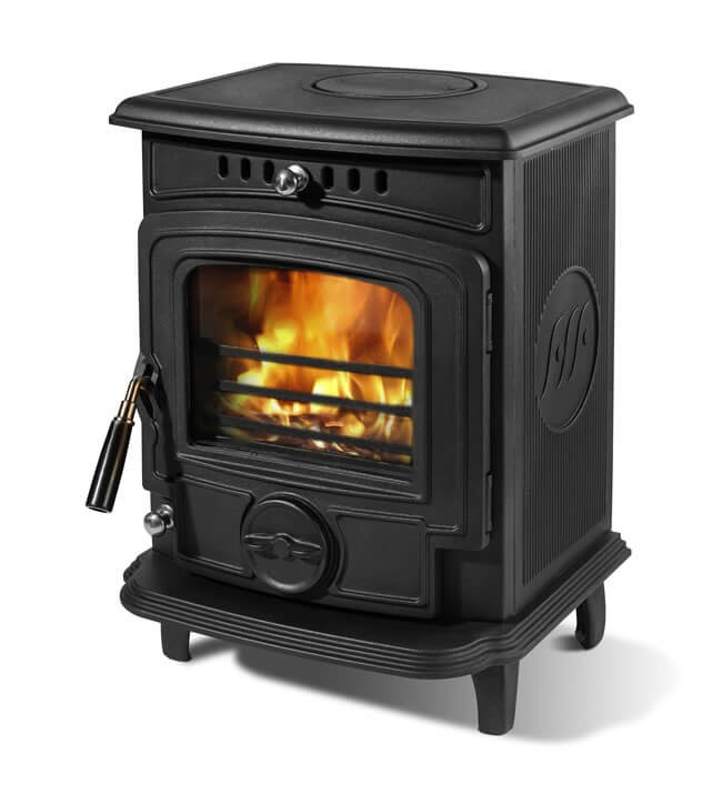 Defra wood burning stove