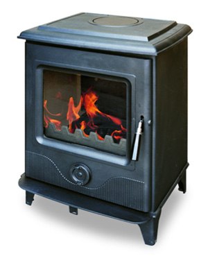 8KW Precision II Multi Fuel Stove