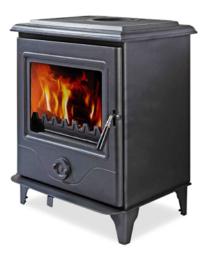 10KW Precision III Multi Fuel Stove