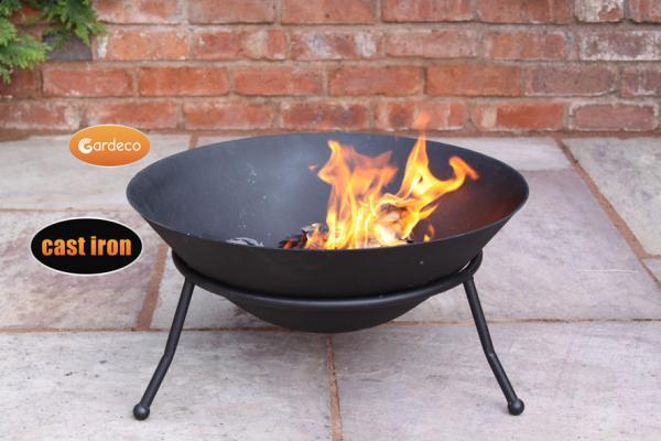Emrys 60 Big Outdoor Firepit