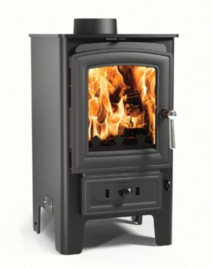 4.2KW Villager Puffin Multi Fuel Stove