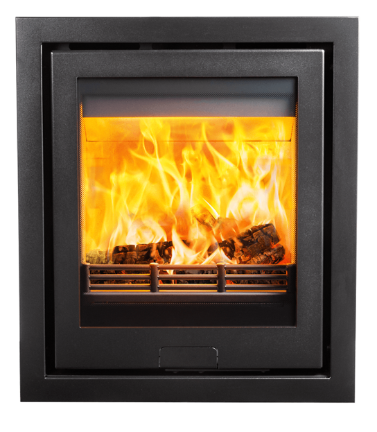 6.3kw Di Lusso R5 Inset Woodburning Stove