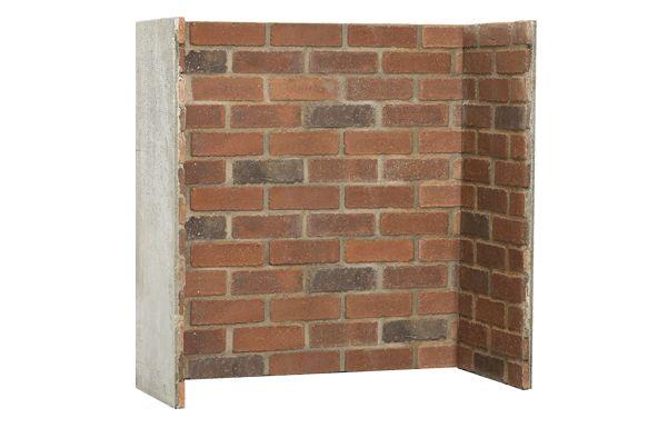 Capital Rustic Brick Chamber