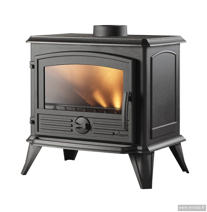 6KW Invicta Samara 10 Woodburning Stove