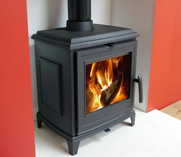 5KW Sedan S Woodburning Stove