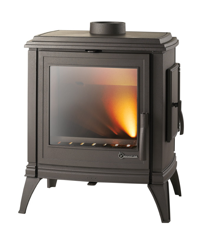 10KW Invicta Sedan M Woodburning Stove