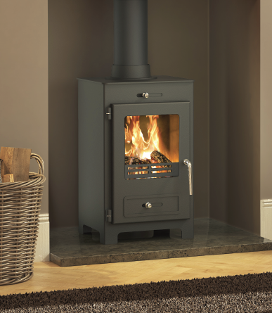 5KW Silverdale 5 SE Wood Burning Stove