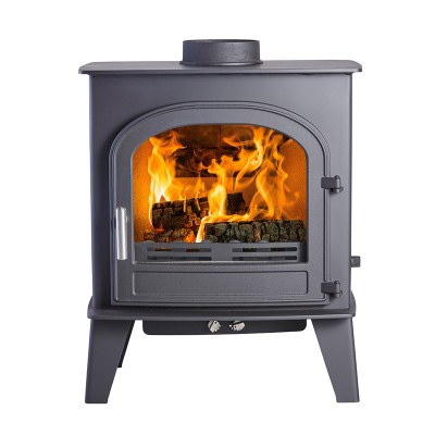 6KW Skagen 6 Traditional Multi Fuel Stove