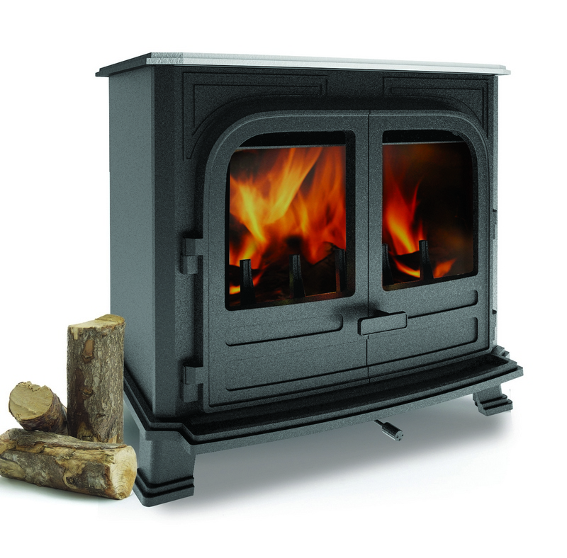 26KW Snowdon 26 Woodburning Boiler Stove