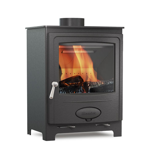 4.9KW Solution 5 DEFRA Multi Fuel and Wood Burning Stove