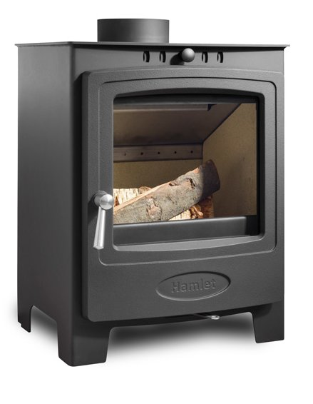 4.9KW Solution 5 Multi Fuel Stove S4
