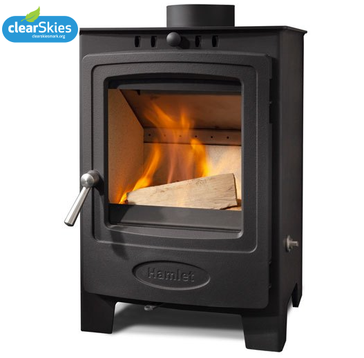 4.8KW Solution 5 Compact SE Multi Fuel Stove S4